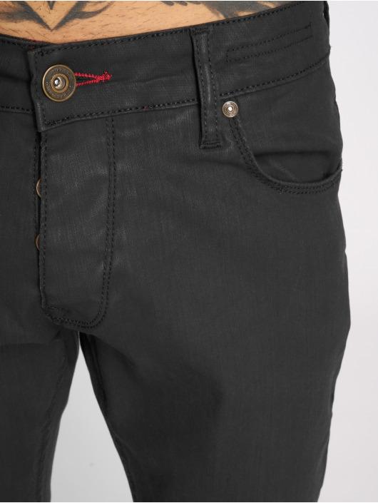2Y Slim Fit -farkut Premium Edition musta