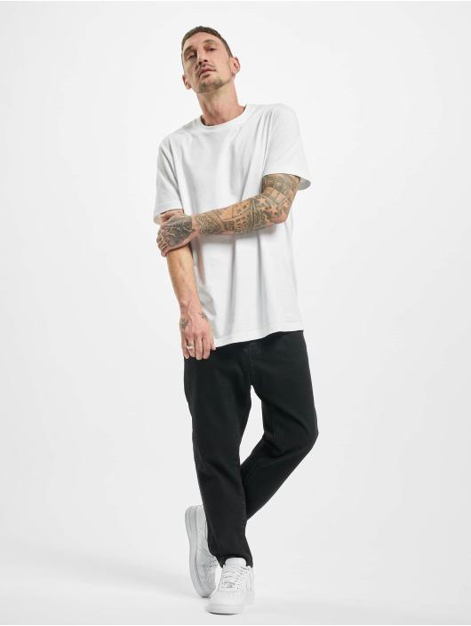 2Y Slim Fit -farkut Dean musta