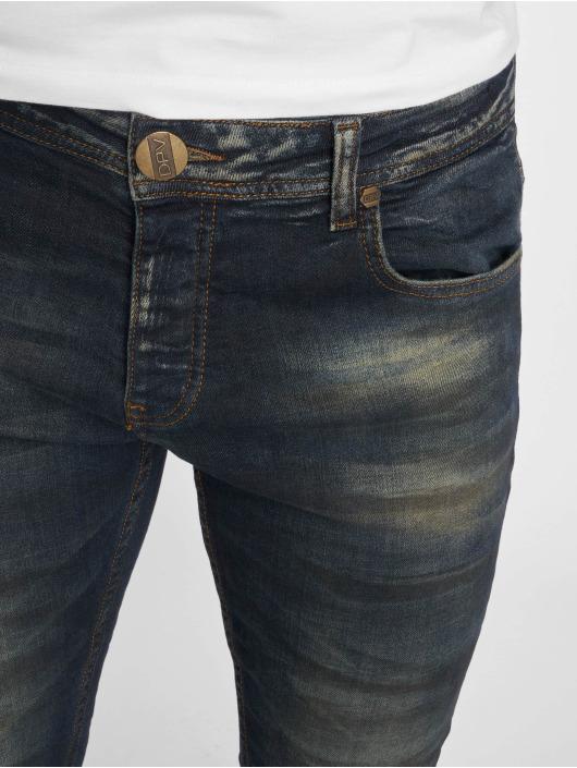 2Y Slim Fit -farkut Aiven sininen