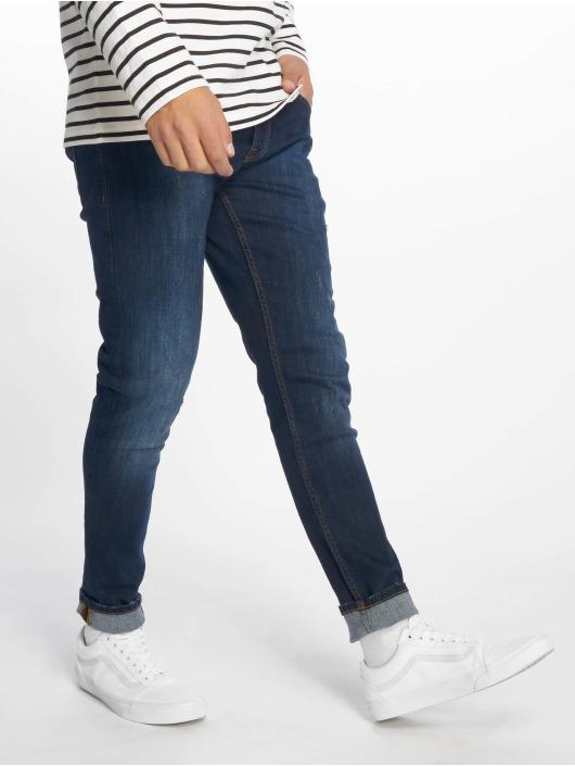 2Y Slim Fit -farkut Malcolm sininen