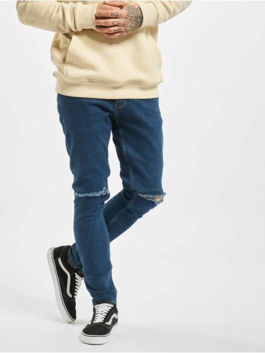 2Y Slim Fit -farkut Jason sininen