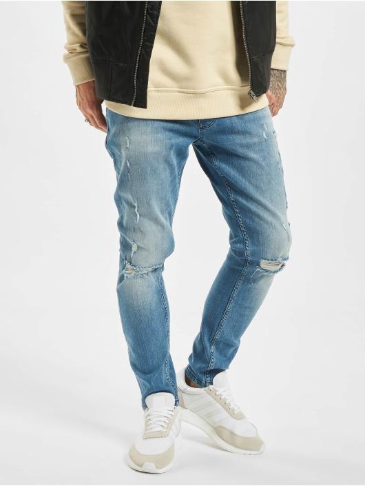2Y Slim Fit -farkut Franz sininen