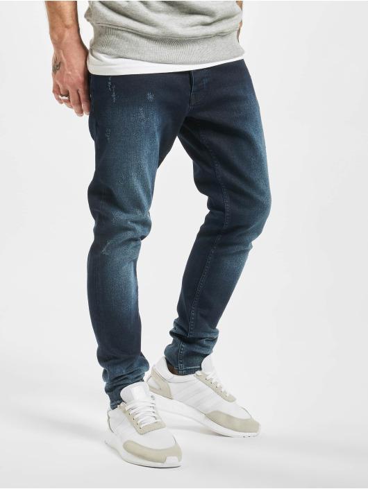 2Y Slim Fit -farkut Robin sininen