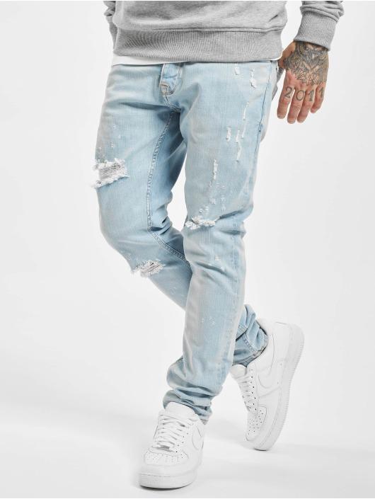 2Y Slim Fit -farkut Noel sininen
