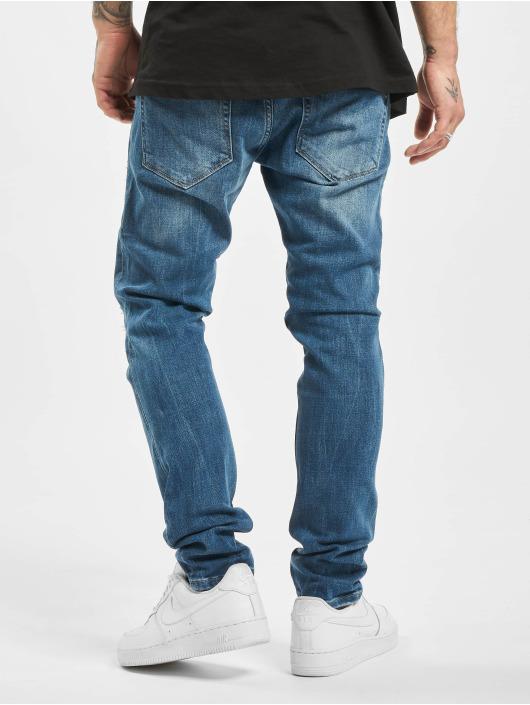 2Y Slim Fit -farkut Mika sininen