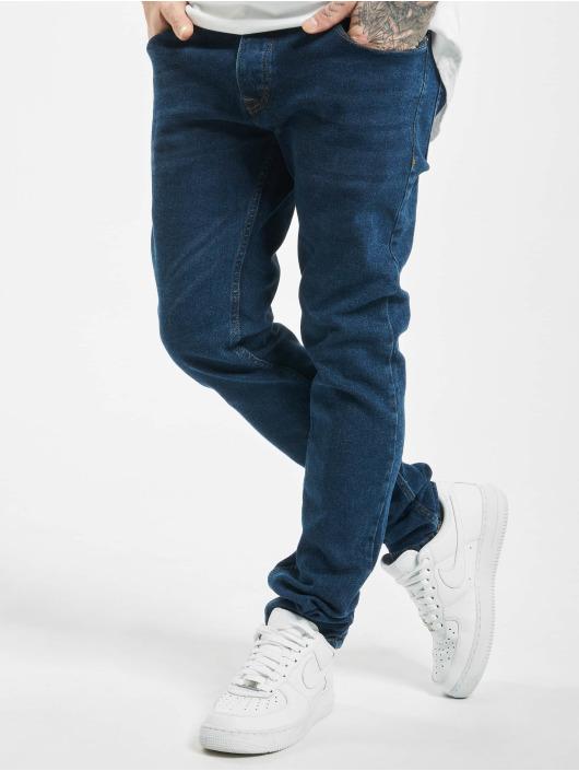 2Y Slim Fit -farkut Carlos sininen