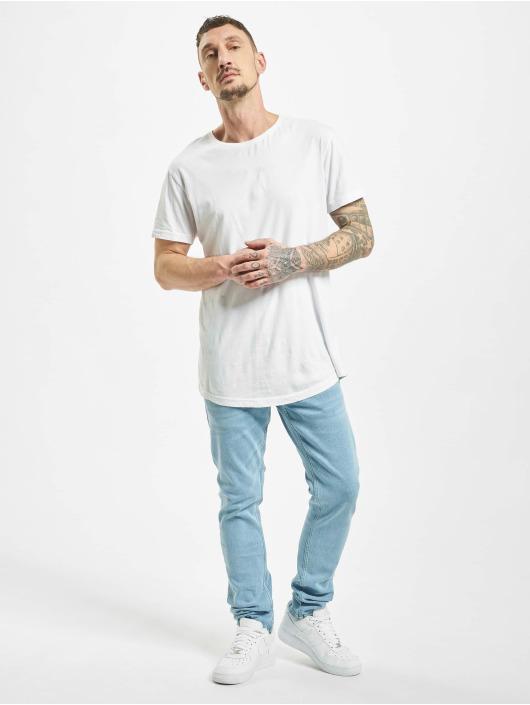 2Y Slim Fit -farkut Curt sininen