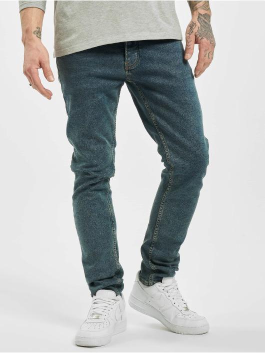 2Y Slim Fit -farkut Neven sininen