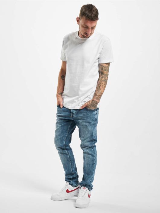2Y Slim Fit -farkut Mariano sininen