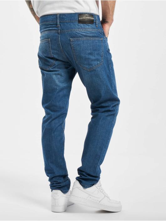 2Y Slim Fit -farkut Melvin sininen