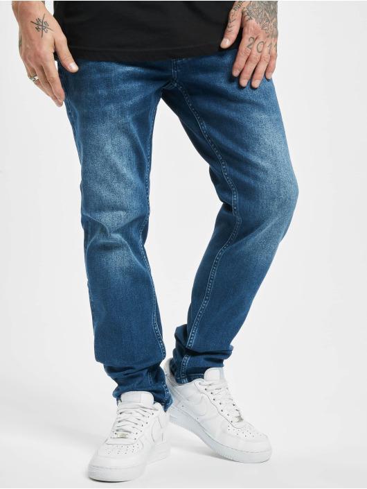 2Y Slim Fit -farkut Tom sininen