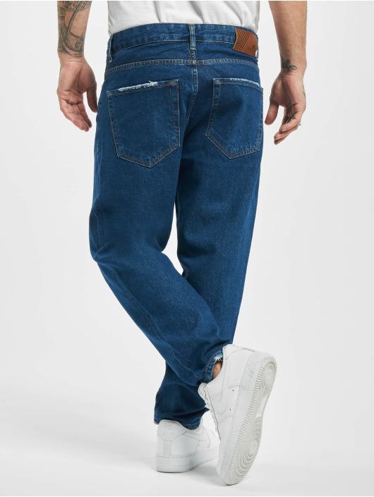 2Y Slim Fit -farkut Claude sininen