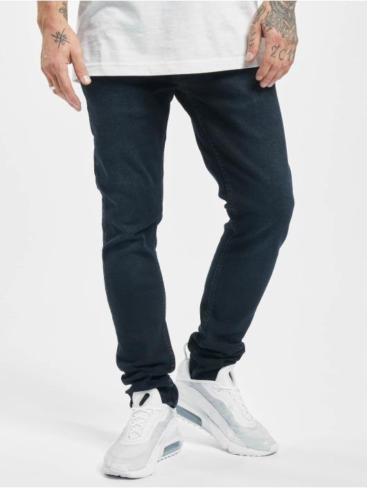 2Y Slim Fit -farkut Bruno sininen