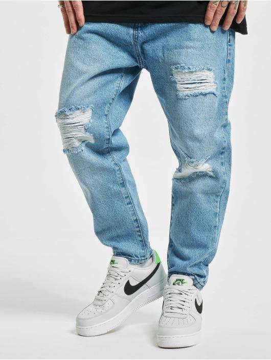 2Y Slim Fit -farkut Ayhan sininen