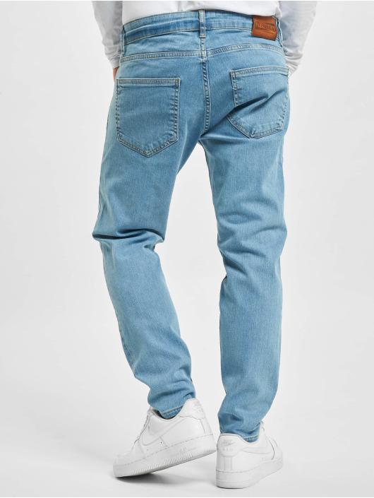 2Y Slim Fit -farkut Colin sininen