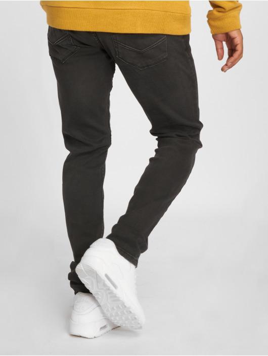 2Y Slim Fit Jeans Slim èierna