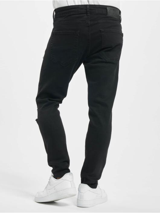 2Y Slim Fit Jeans Bert èierna