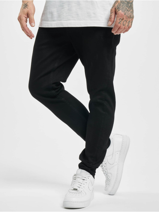 2Y Slim Fit Jeans Lenny èierna