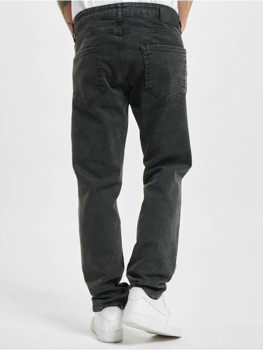 2Y Slim Fit Jeans Plano èierna