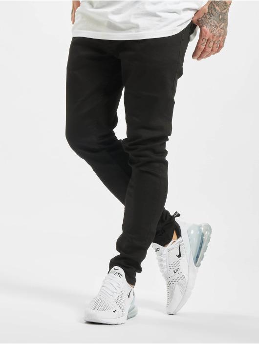2Y Slim Fit Jeans Joey čern