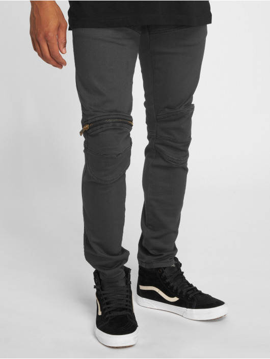 2Y Slim Fit Jeans Norman šedá