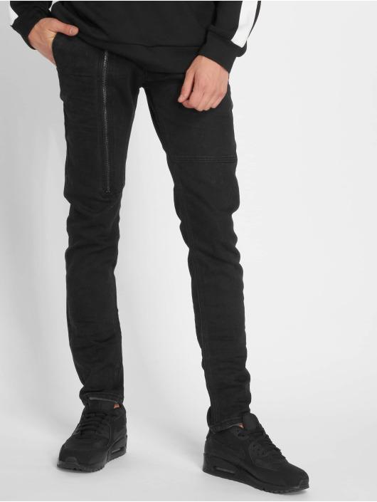 2Y Slim Fit Jeans Nizza šedá