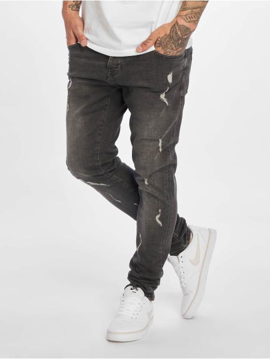 2Y Slim Fit Jeans Victor šedá
