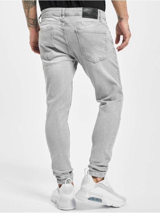 2Y Slim Fit Jeans Roy šedá