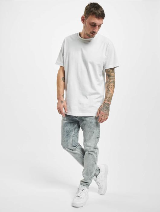 2Y Slim Fit Jeans Grayson šedá