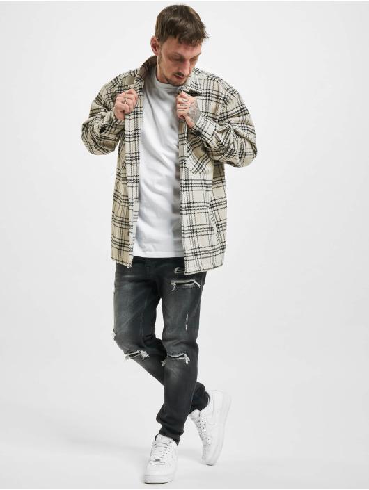 2Y Slim Fit Jeans Richmond šedá