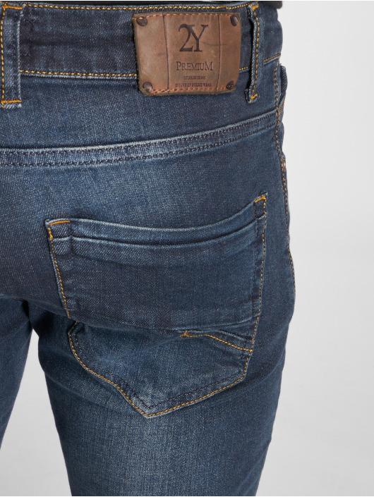2Y Slim Fit Jeans Premium синий