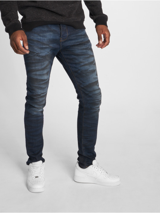 2Y Slim Fit Jeans Dirt синий