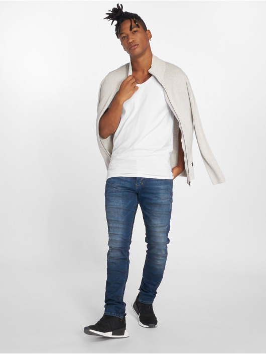 2Y Slim Fit Jeans Duarte синий