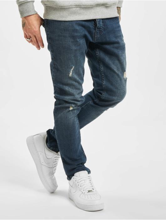 2Y Slim Fit Jeans Chris синий
