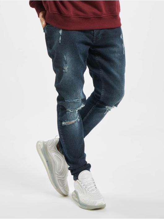 2Y Slim Fit Jeans Colin синий