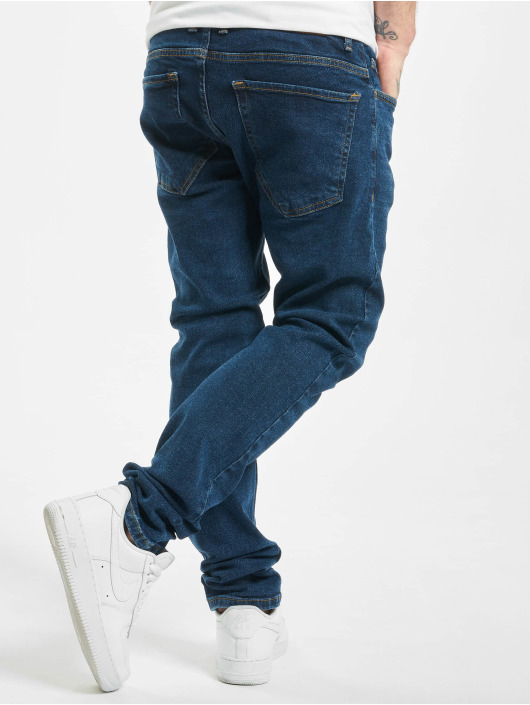 2Y Slim Fit Jeans Carlos синий
