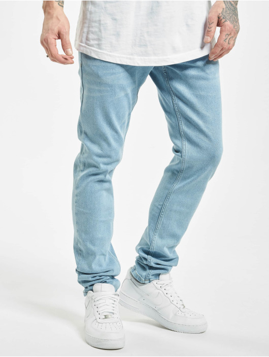 2Y Slim Fit Jeans Curt синий