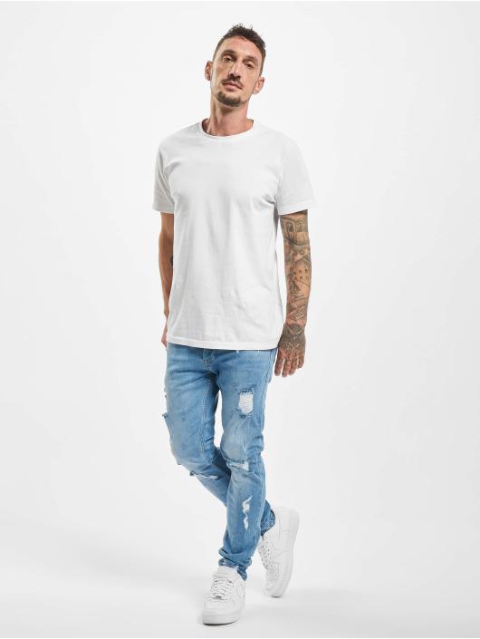 2Y Slim Fit Jeans Claudio синий