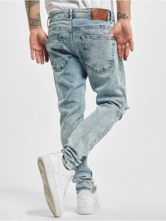 2Y Slim Fit Jeans Kiyan синий