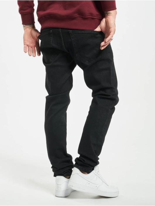 2Y Slim Fit Jeans Cengiz черный