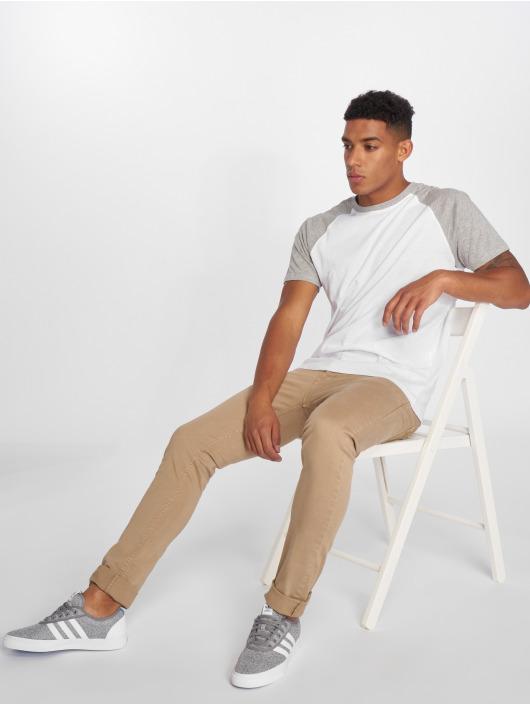 2Y Slim Fit Jeans Classico béžová