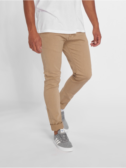 2Y Slim Fit Jeans Classico béžový