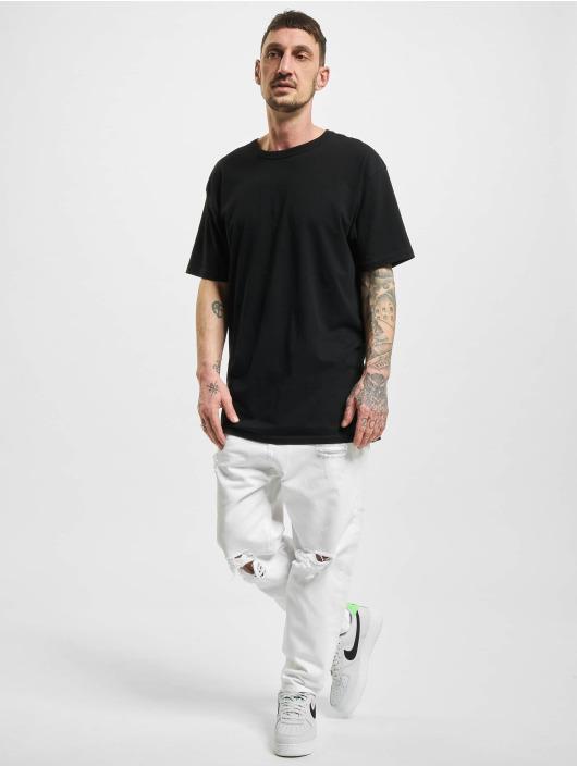 2Y Slim Fit Jeans Slim biela