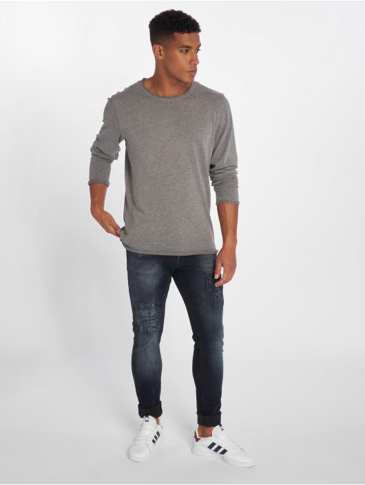 2Y Slim Fit Jeans 075741 blå