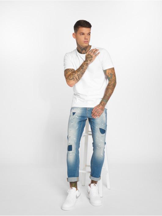 2Y Slim Fit Jeans Carlo blå
