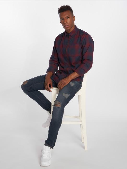 2Y Slim Fit Jeans Slim Fit blå