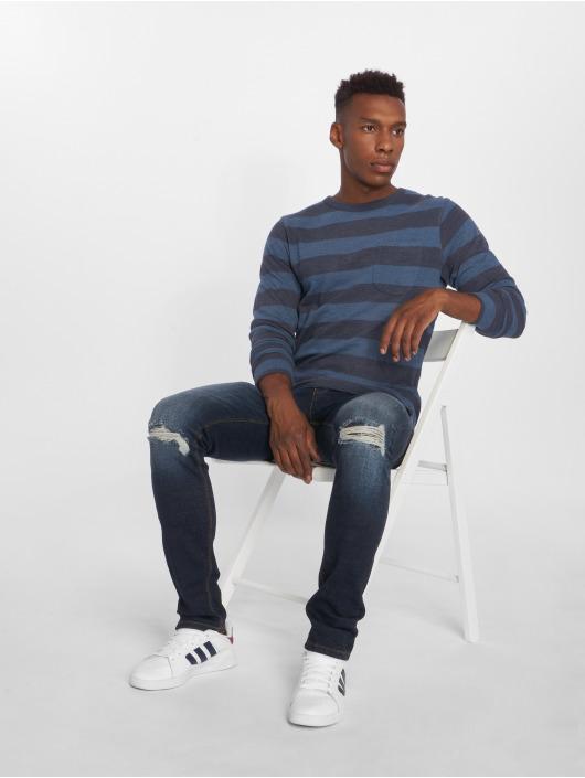 2Y Slim Fit Jeans Premium blå