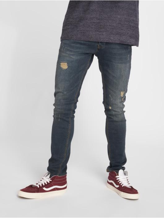 2Y Slim Fit Jeans Seppo blå