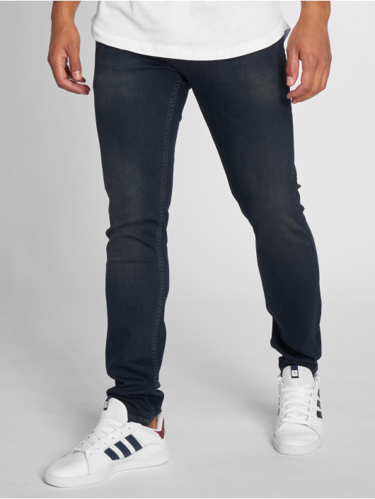 2Y Slim Fit Jeans Spirou blå