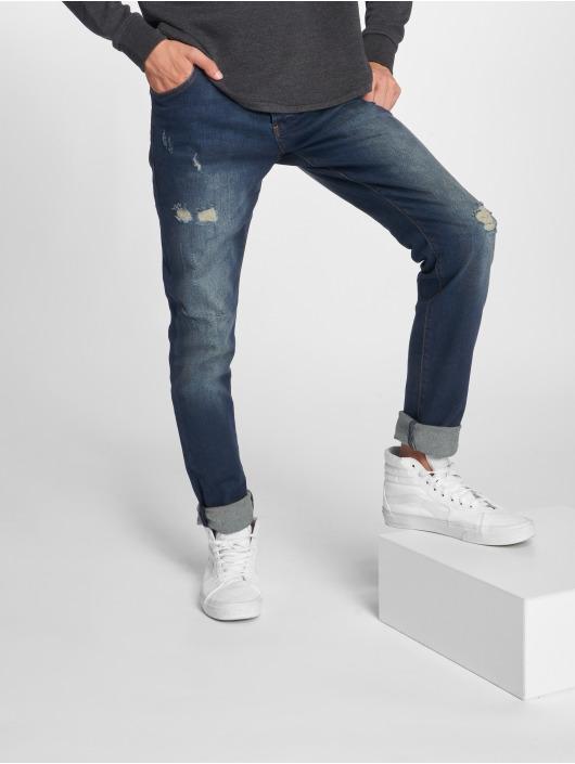 2Y Slim Fit Jeans Len blå